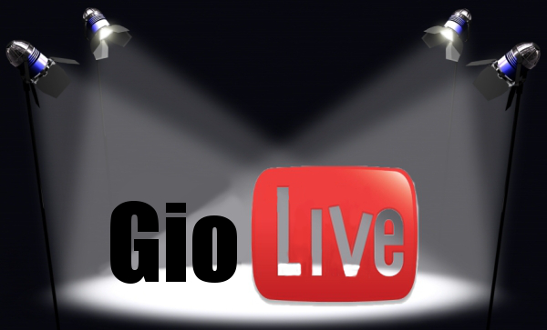 canalul de youtube Giolive