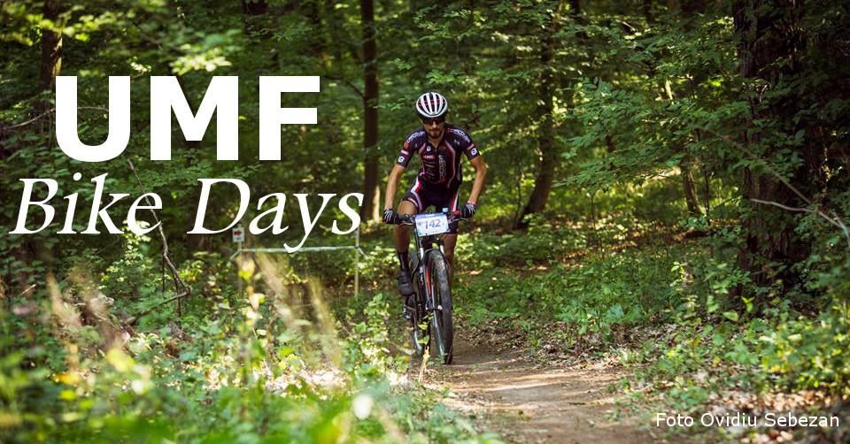 UMF Bike Days : Dupa 8 ani din nou la Mures.